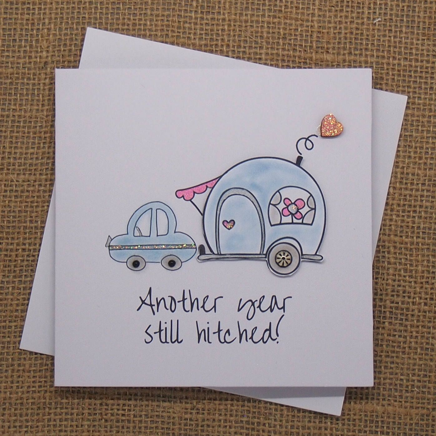Excited to share that card is back in stock at my etsy