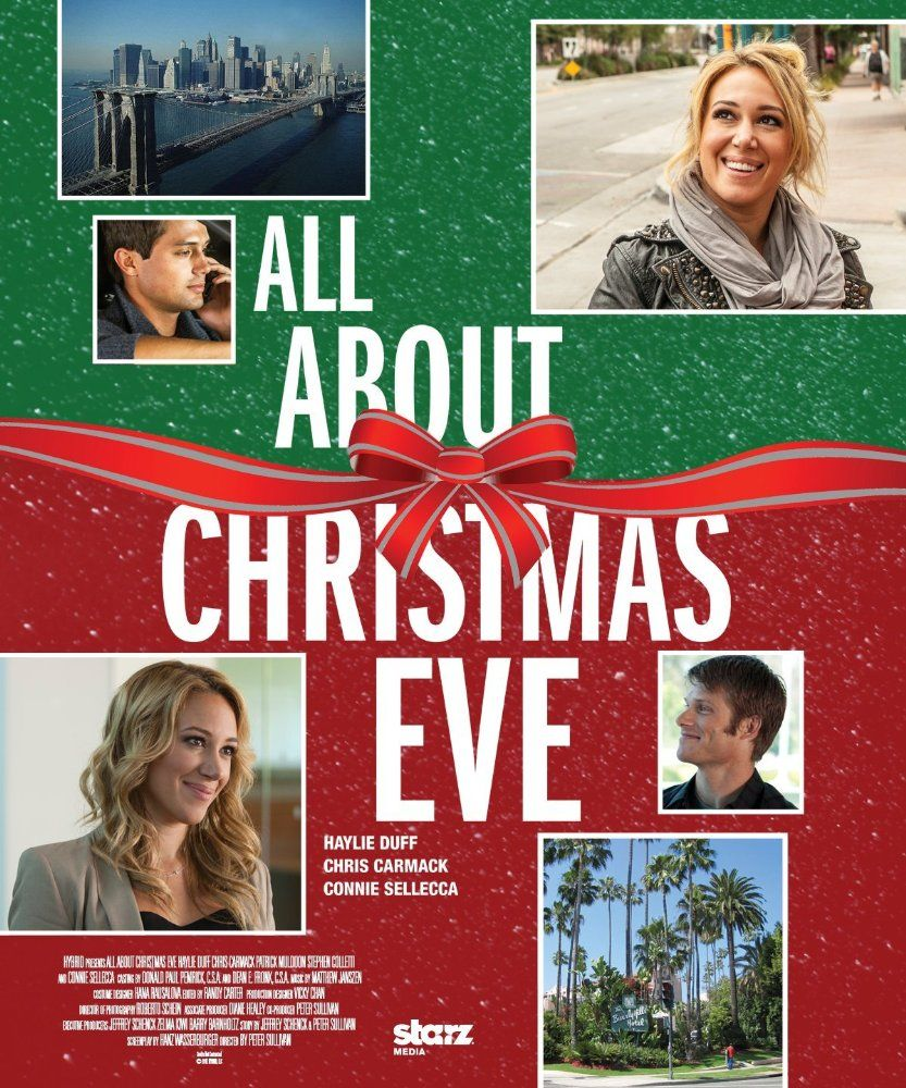 1018. All About Christmas Eve, December, 2016. 'Tis the