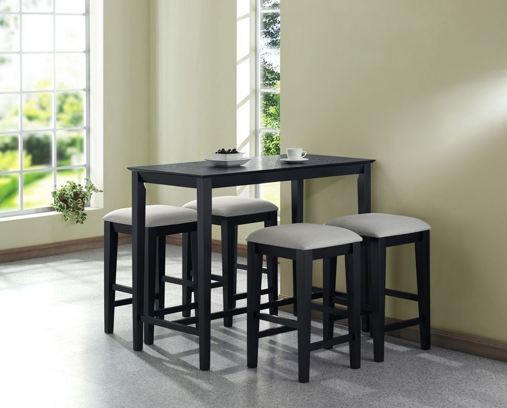 Small spaces dining room table chairs there is always a solution for small spaces