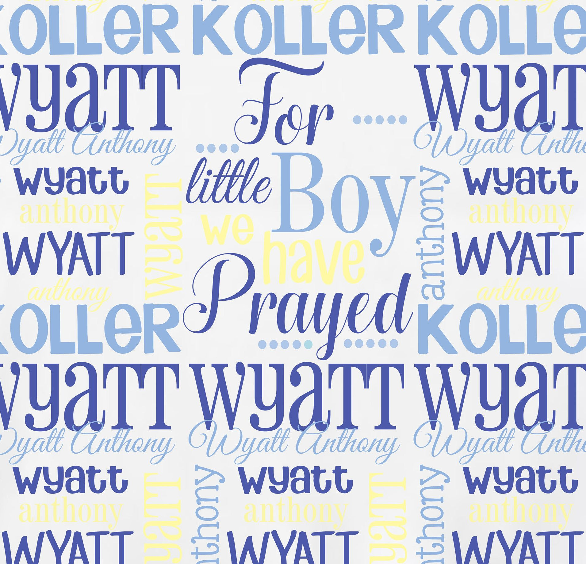 Personalized Baby Blanket Baby Name BlanketBaby Boy Coming ...