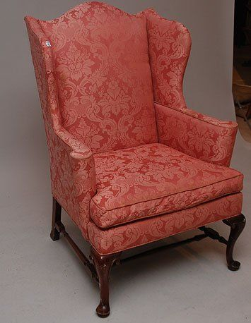 Antique Queen Anne Wingback Google Search Wingback Chair Chair Armchair