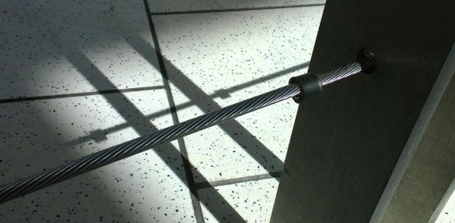 Railing Shadows Tanforan Mall San Bruno CA #geometry For a daily surprise photo in your email each day, subscribe to the blog www.smalllifedetails.com