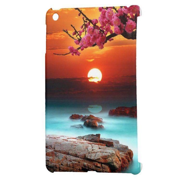 Beautiful Sunset ipad Mini Case | Zazzle.com