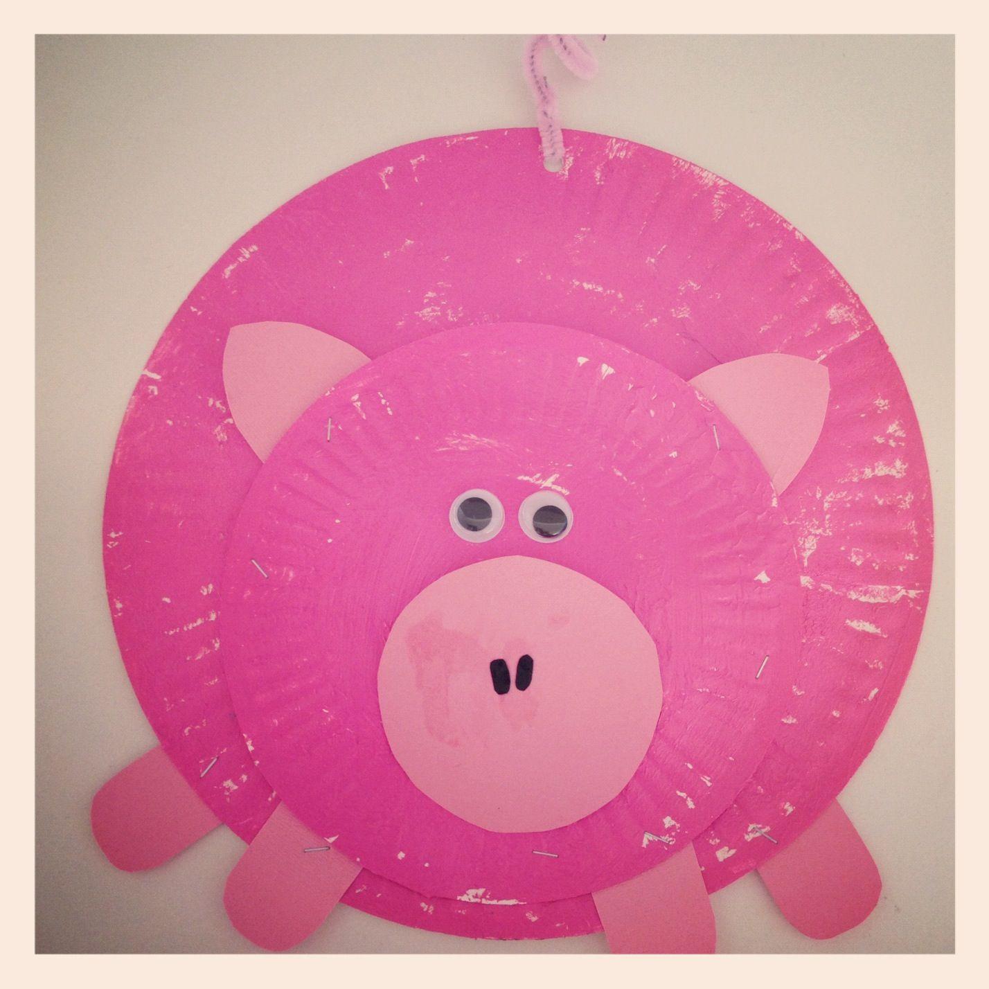 Paper plate animal crafts - Jpg 1 428 1 428 Pixels Farm Animals Pinterest