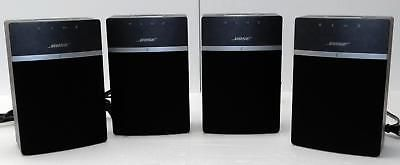 bose 416776. 4-pack bose soundtouch 10 wireless bluetooth speaker system 416776 nor freeship bose