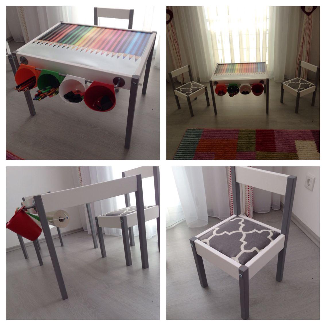 Ikea Latt Hack Kinder Zimmer Kinder Tisch Und Stuhle Ikea Kids