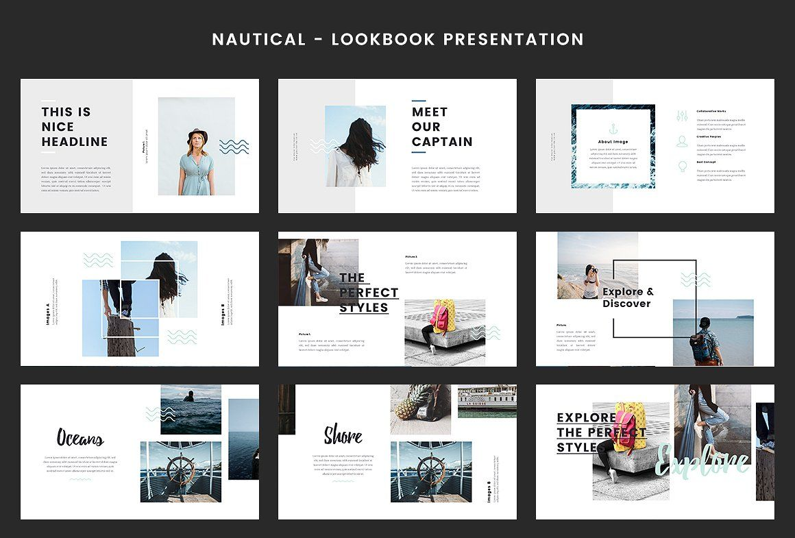 Nautical powerpoint template by pitchlabs on creativemarket nautical powerpoint template by pitchlabs on creativemarket toneelgroepblik Images