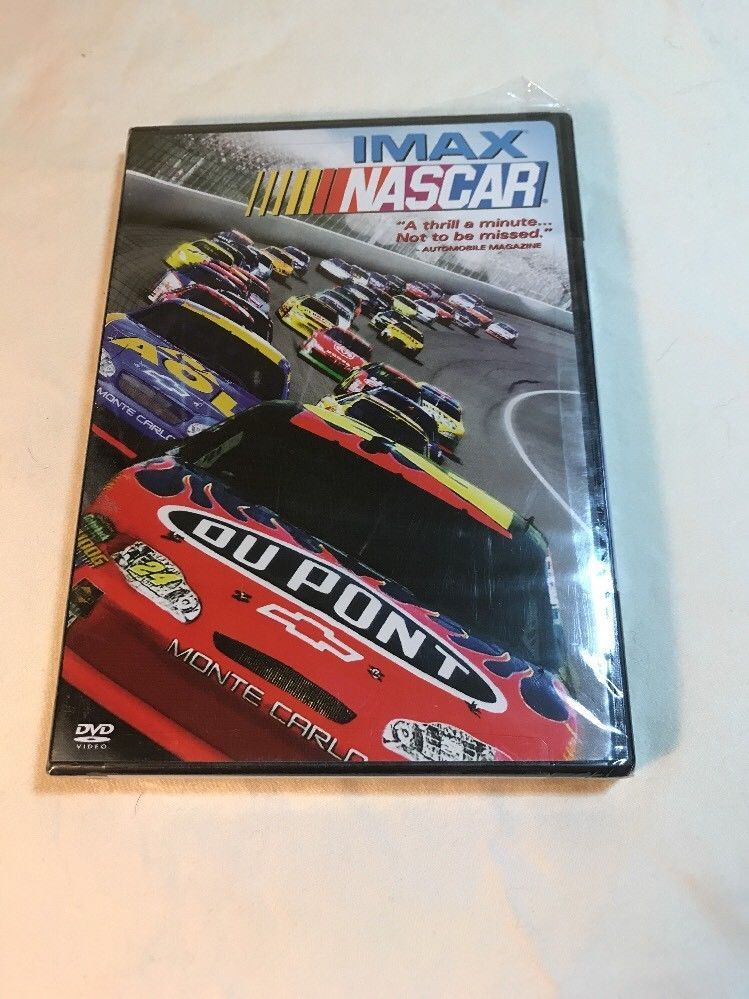 Nascar The Imax Experience Dvd 2005 Brand New Sealed Imax