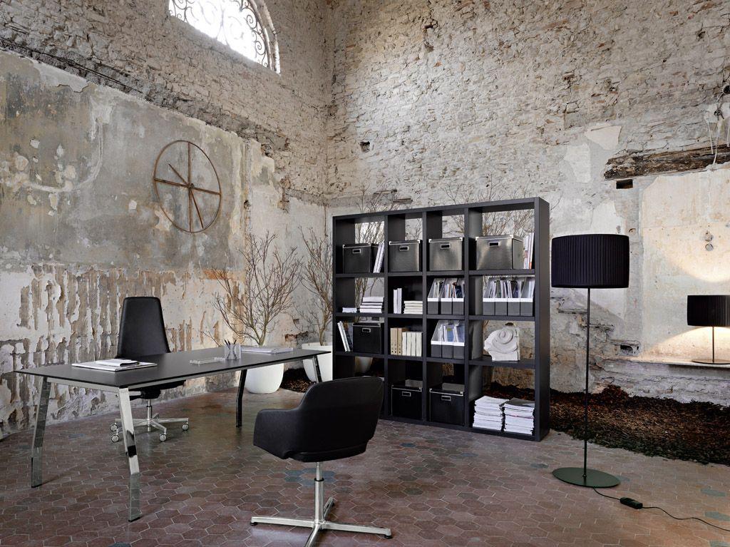 Tenup captain libro executive office design for Arredamento artistico