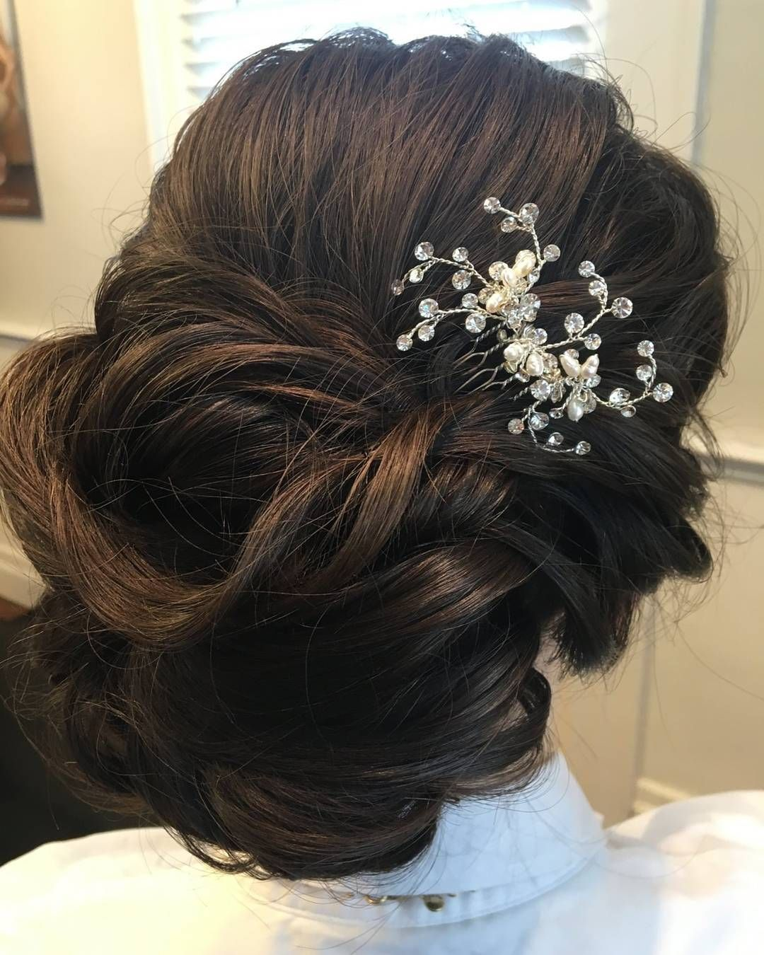 The addition of that comb the perfect final touch hair trial by