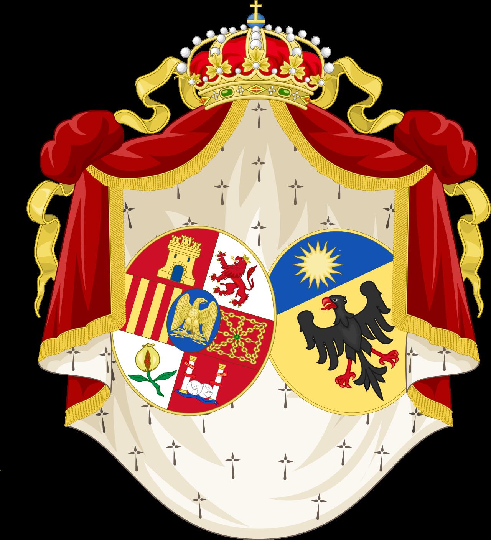 Armorial de la maison Bonaparte — Wikipédia | Reynos Actuales y ...