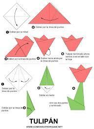 Resultado De Imagen Para Origami Paso A Paso Facil Para Niños