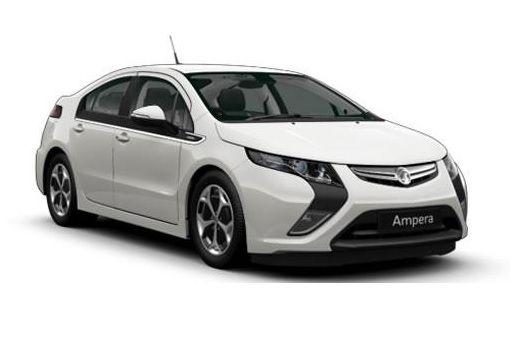 Vauxhall Ampera Chevrolet Volt Hybrid Car Best Hybrid Cars