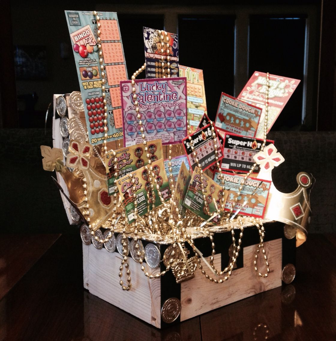 2015 lottery treasure chest for the Trooper Kenton Iwaniec ...
