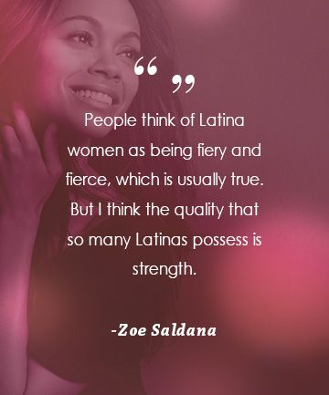 10 Quotes From Latina Women That Are Sure to Fire You up | Quotes