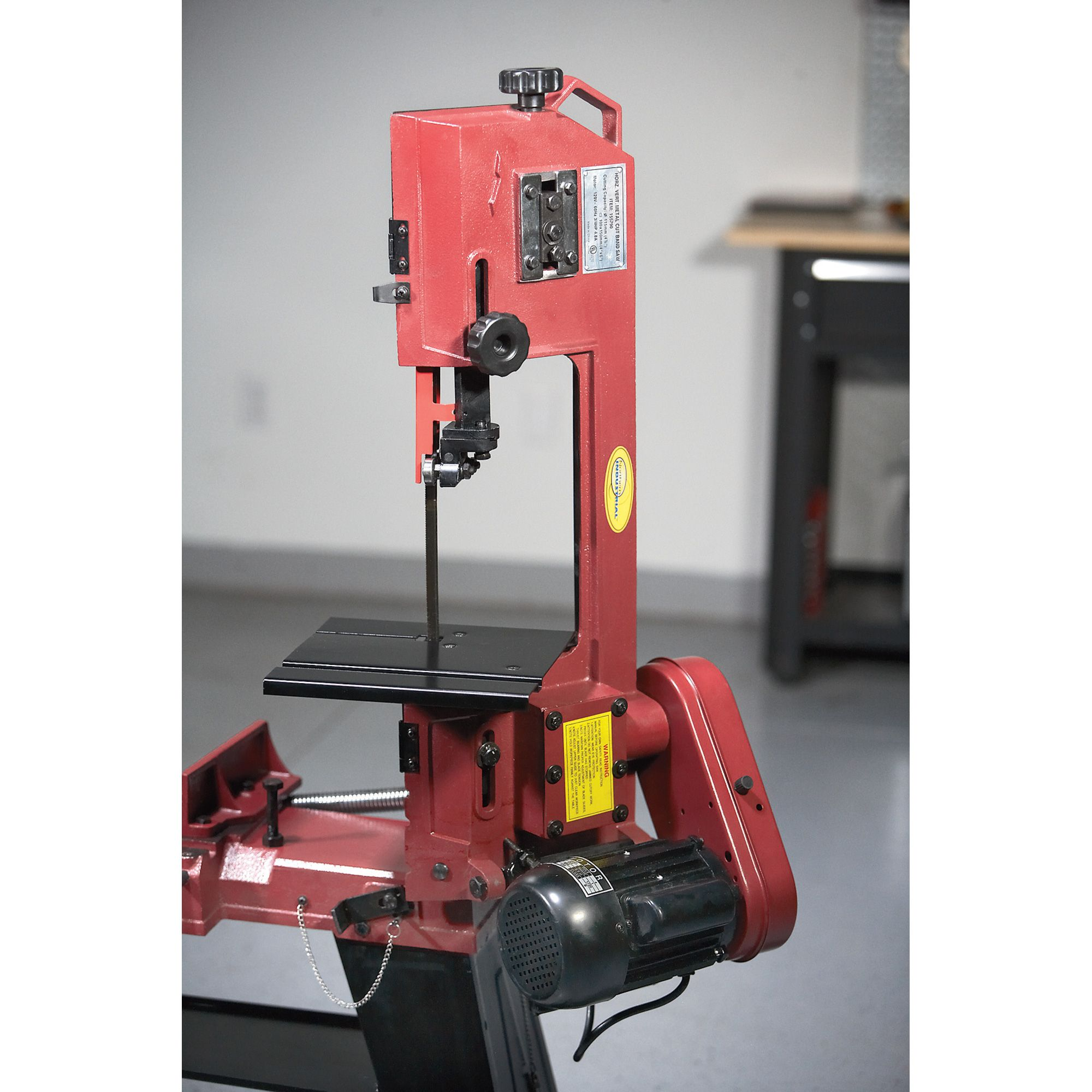 Northern Industrial Horizontal/Vertical Metal Cutting Band Saw | On