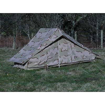 Dutch Army Tent One Man Canvas Ridge Desert Camouflage Three Colour - NOT ISSUED  sc 1 st  Pinterest & Dutch Army Tent One Man Canvas Ridge Desert Camouflage Three ...