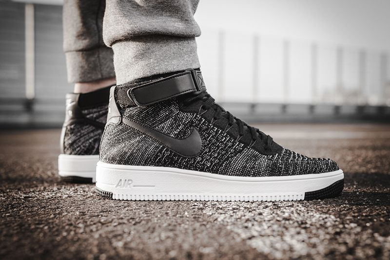Nike's Air Force 1 Mid Ultra Flyknit Now Comes in