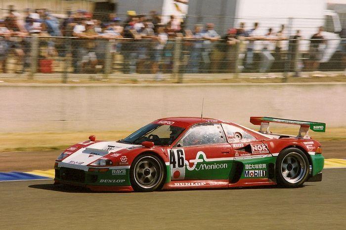 SARD MC8-R Le Mans 1996 Alain Ferté / Mauro Martini / Pascal Fabre #motorsport #racing #lms #car #motor #passion #sport #prototype #gt #24h