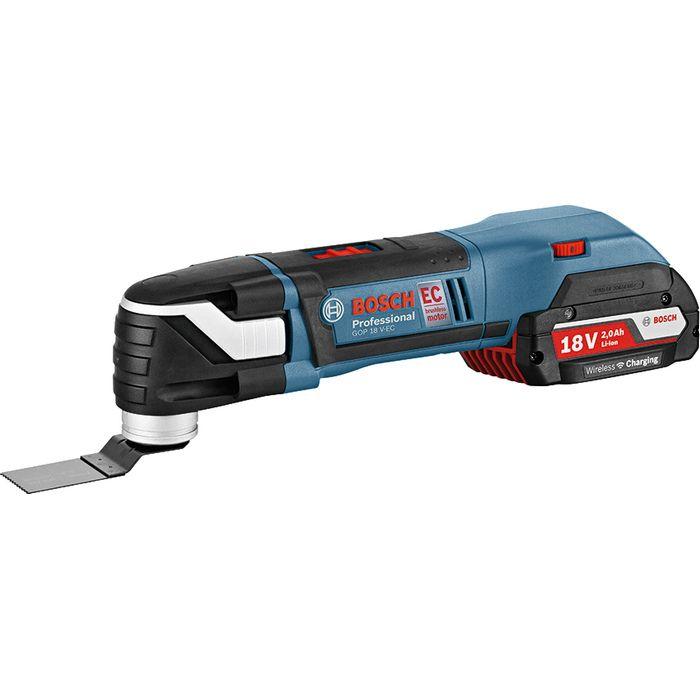 Akumulatorovy Multi Cutter Bosch Gop 18v 28 L Boxx Bosch Bosch Tools Work Gear