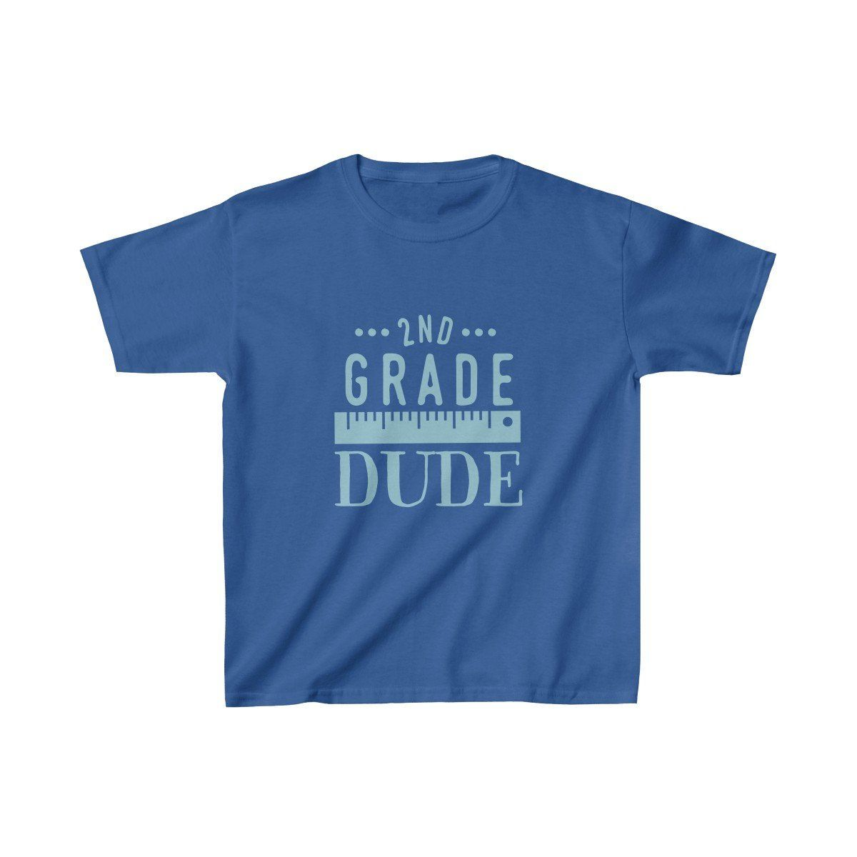 Big W School Shirts Second Grade School Shirts Back To School Shirts For Kids Heavy