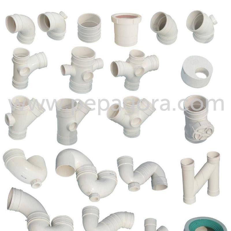 Plant ware industrial pipe fittings