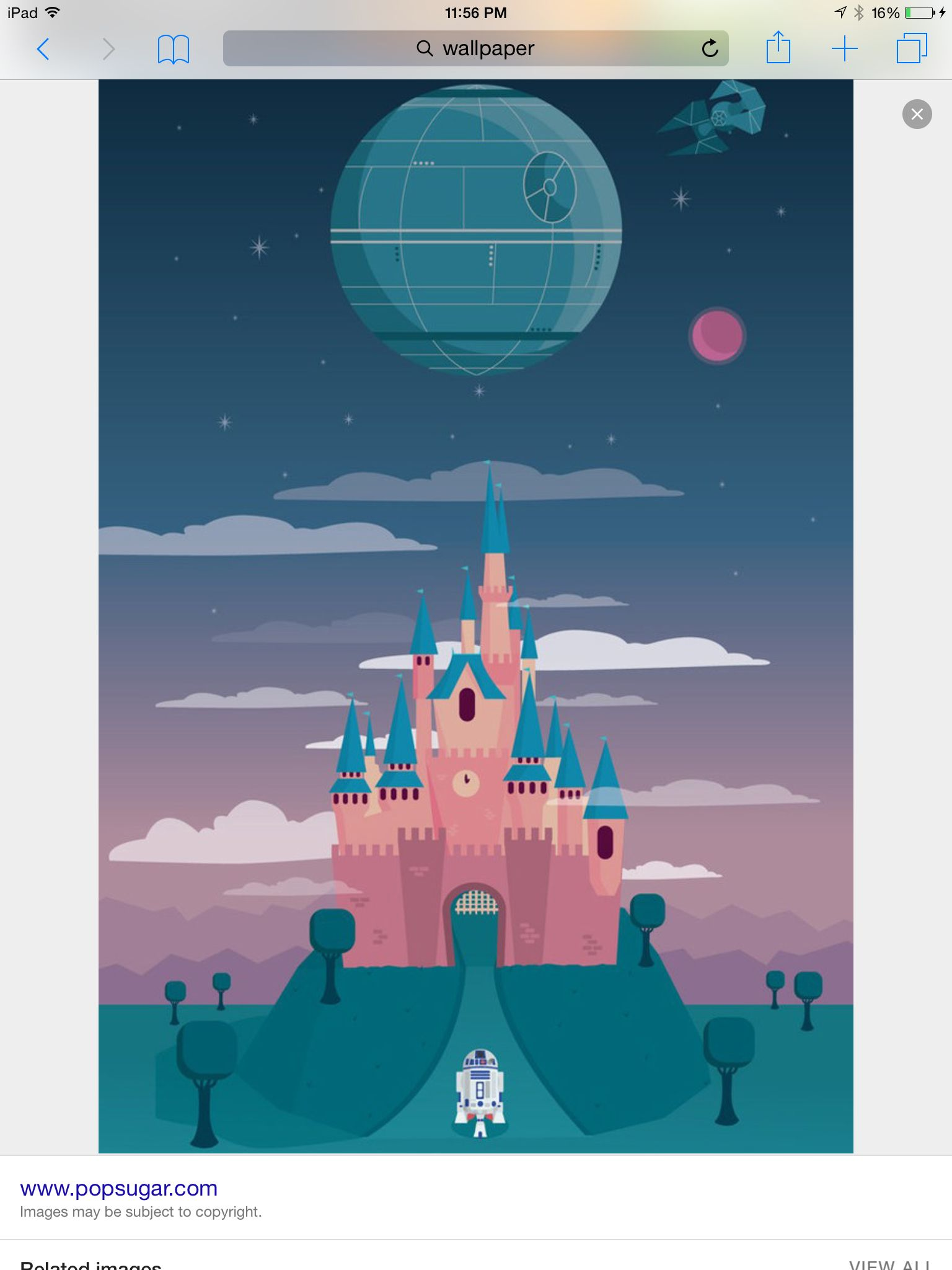 Starwars Chibi Disney Castle Wallpaper Iphone Disney Star Wars Wallpaper Disney Phone Wallpaper