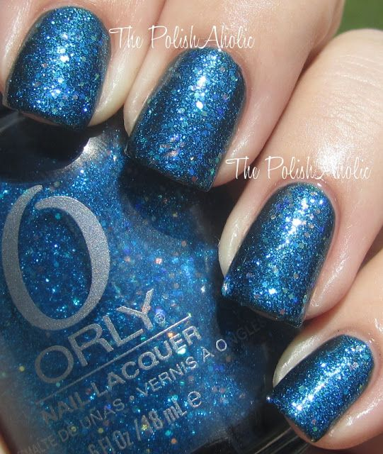 Orly Naughty or Nice Collection