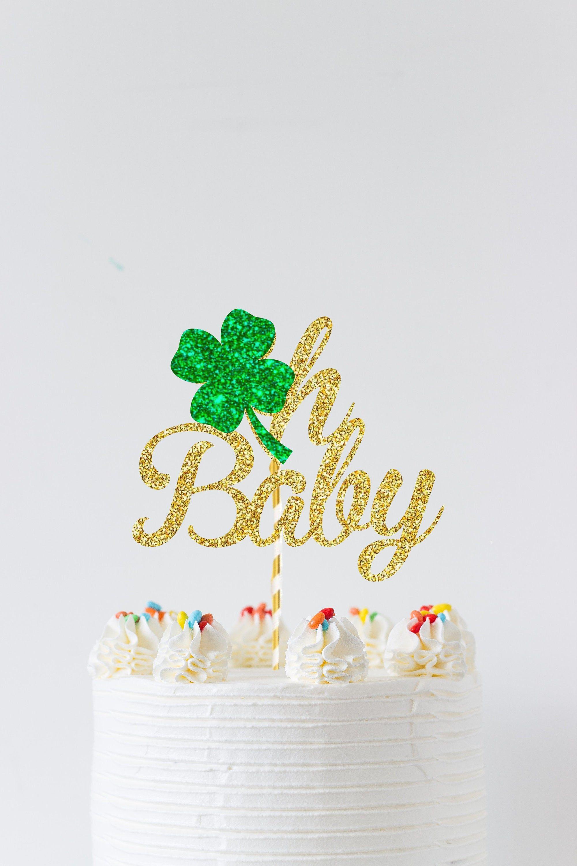 Oh Baby Cake Topper Irish Cake Topper Irish Gender Reveal Cake Topper Gender Reveal Cake To Gender Reveal Cake Topper Oh Baby Cake Topper Gender Reveal Cake