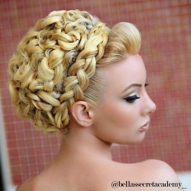 Tresse En Couronne Haar Styling Arabische Frisuren Haarschnitt