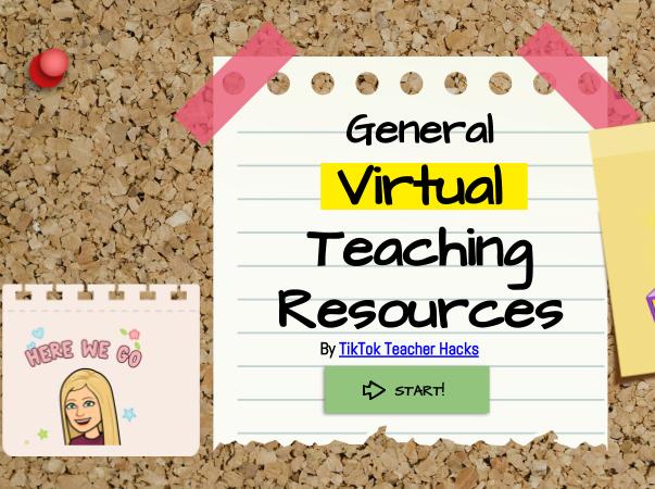 Tiktok Teacher Hacks Google Drive Teacher Hacks Teacher Teaching