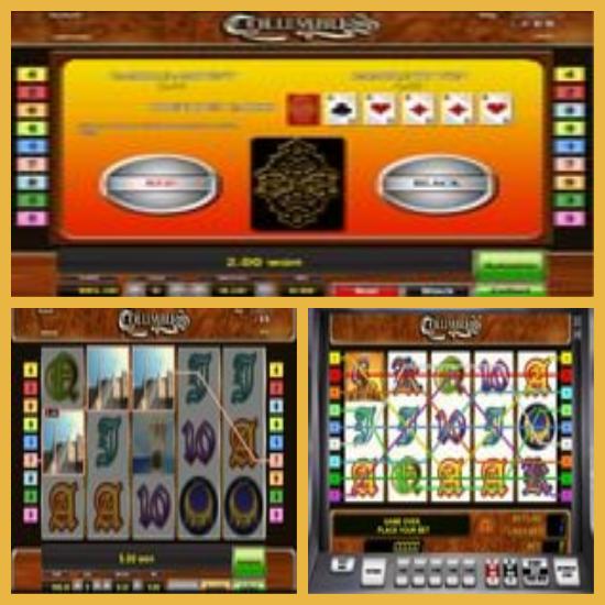 Игровые аппараты колумб фруктовый коктейль игра онлайн казино