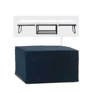 pouf convertible lit tissu jazz drawer 273 la redoute - Pouf Lit Convertible