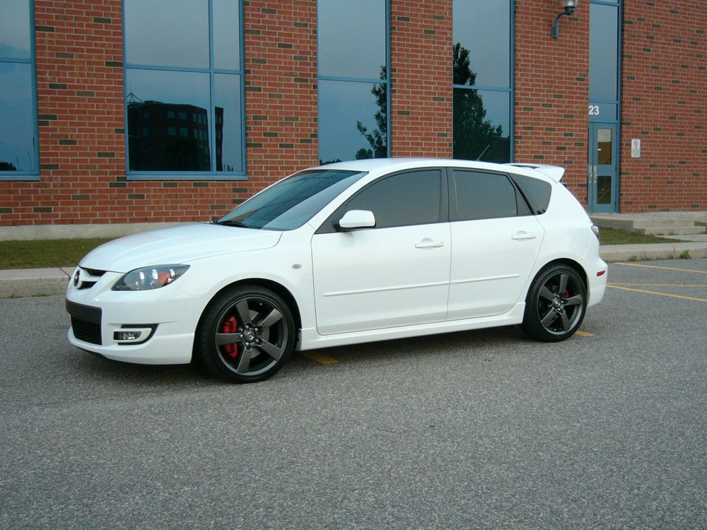 Mazdaspeed 3 done right  Car Stuff  Pinterest  Mazda Cars and
