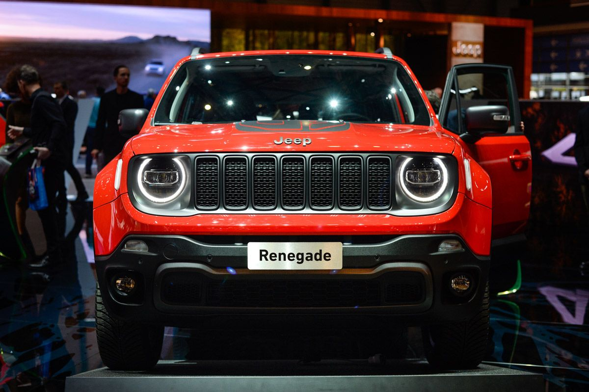 Jeep Renegade Hybrid First Look Jeep Renegade Jeep Renegade