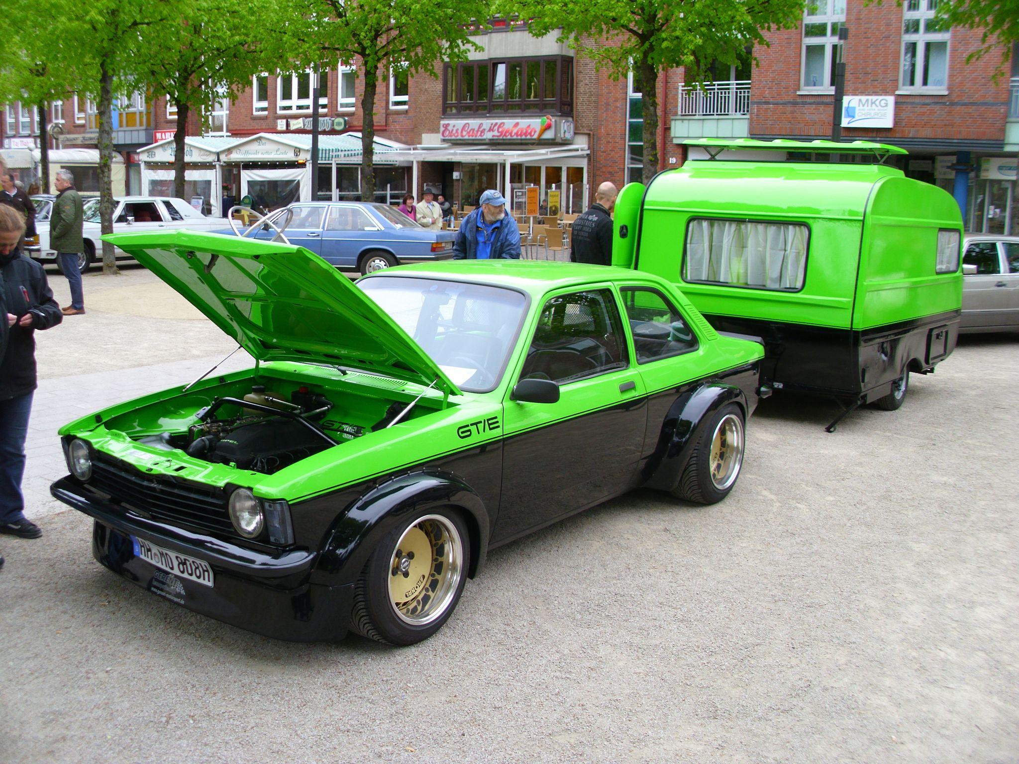 opel kadett c gt e tuning 6 retro cars chevy camaro race cars. Black Bedroom Furniture Sets. Home Design Ideas