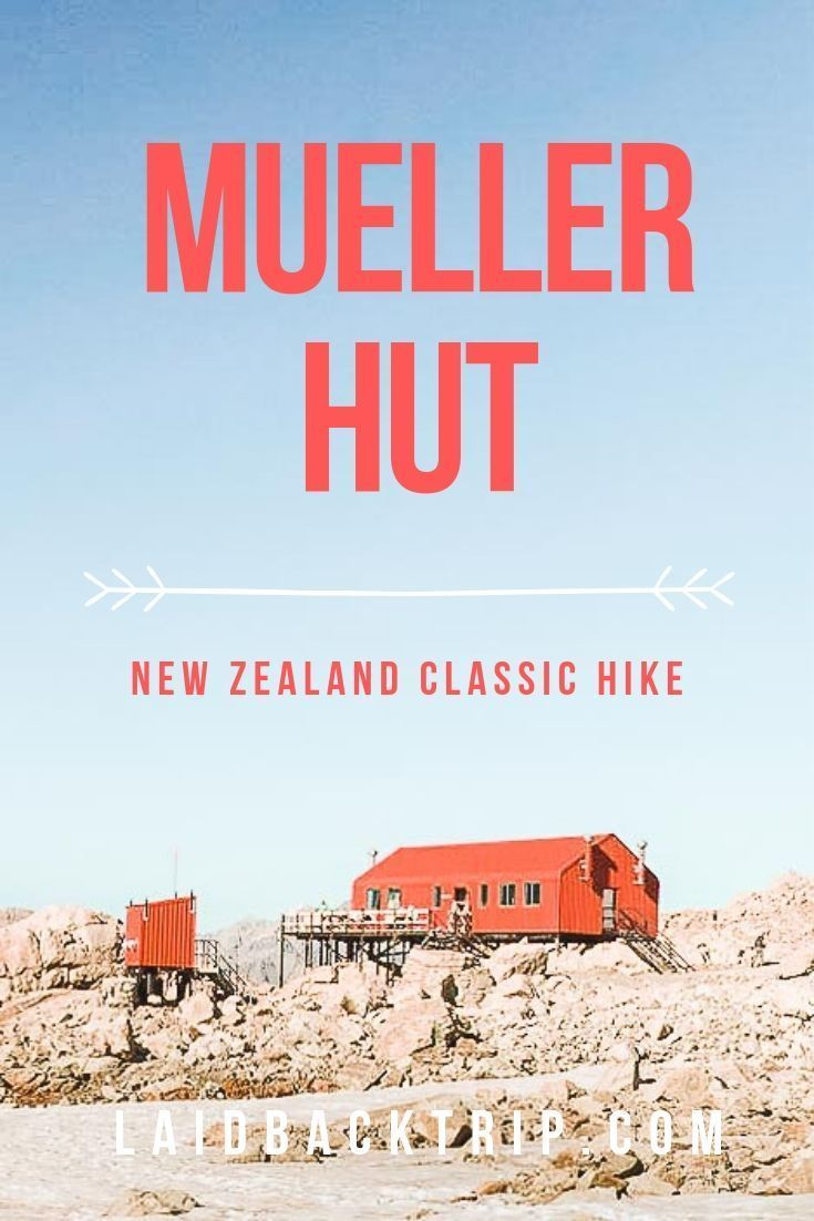 Hiking Guide To New Zealand's Most Beautiful