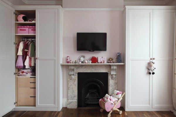 Fitted Wardrobes Either Side Of Chimney Breast Google Search
