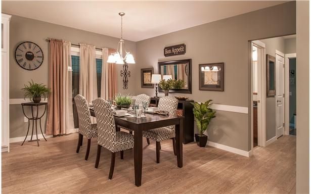 Dining Room Photo Gallery Modular Home Dining Rooms Modular Home Manufacturer Ritz C Manufactured Home Remodel Manufactured Home Remodeling Mobile Homes