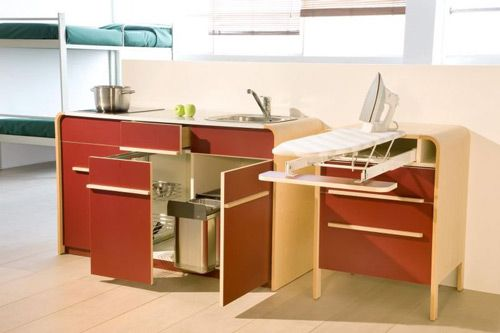 Cocinas peque as small spaces solutions small space for Muebles de cocina modernos pequenos