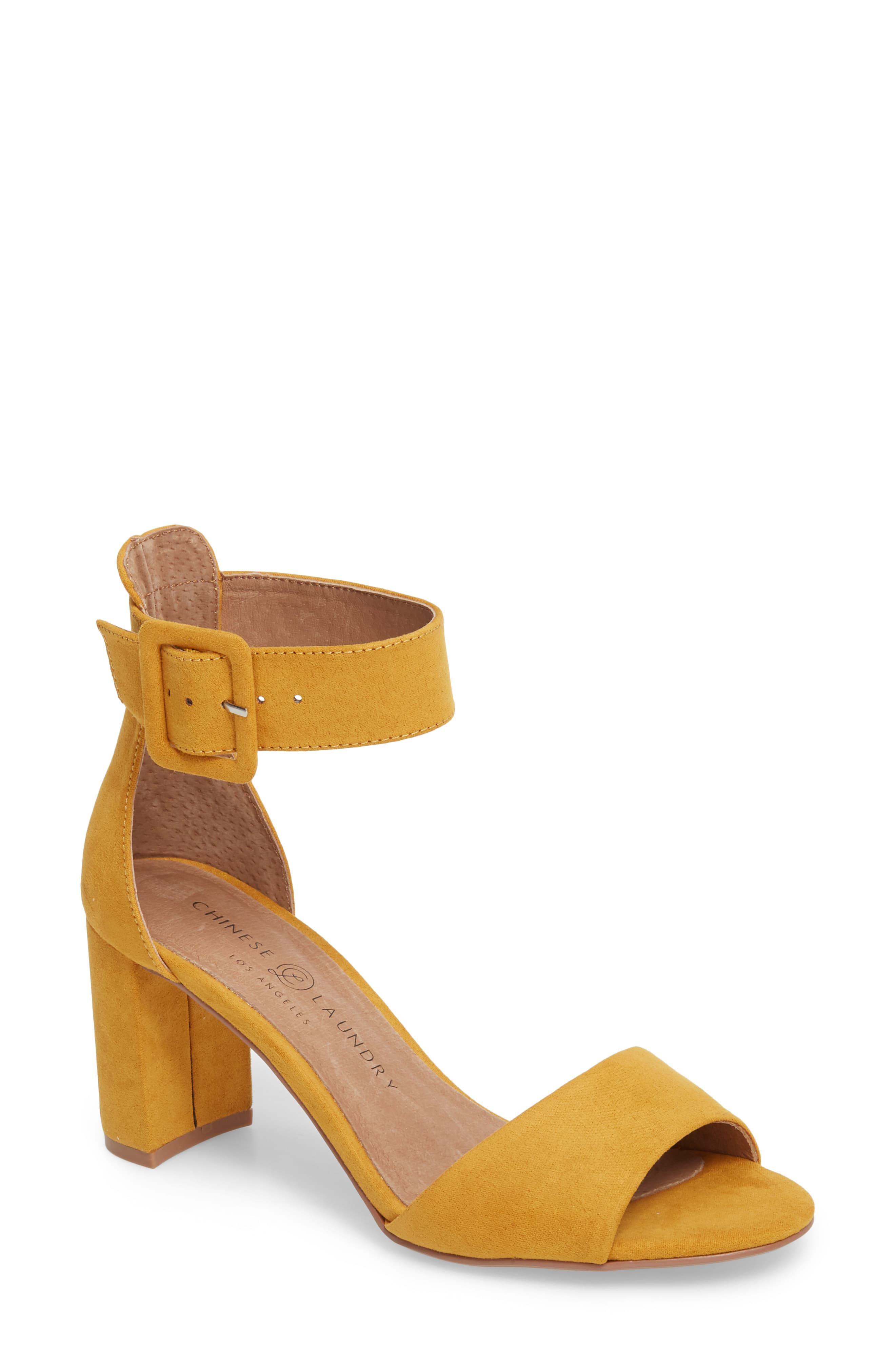Women S Chinese Laundry Rumor Sandal Size 8 5 M Blue