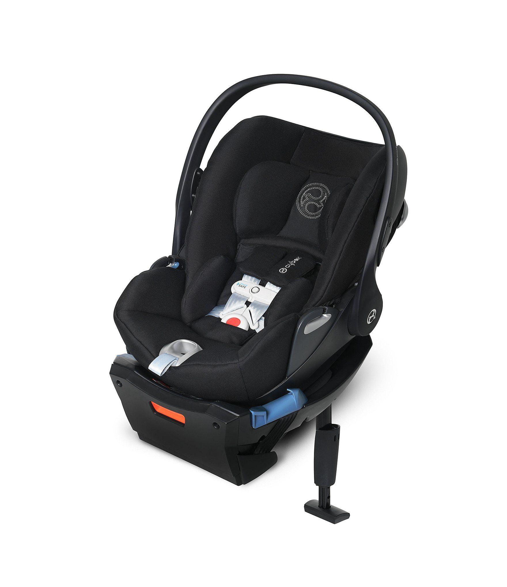 Cybex cloud q with sensorsafe infant car seat black na