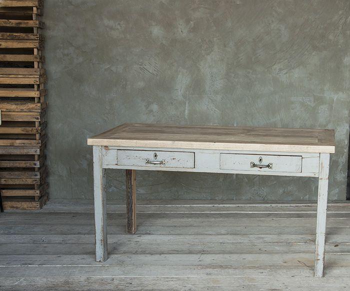 Tavolo Renzo ~ Interior design recupero tavolo utilizzato in una vecchia bottega