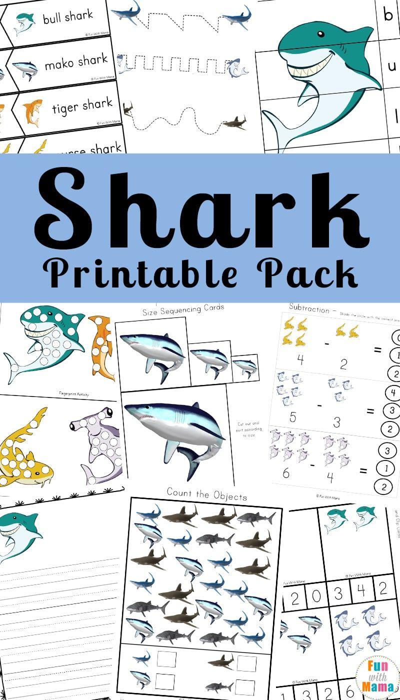 Shark Week Activities For Kids Shark Crafts Preschool Shark Week Kids Shark Activities [ 1400 x 800 Pixel ]