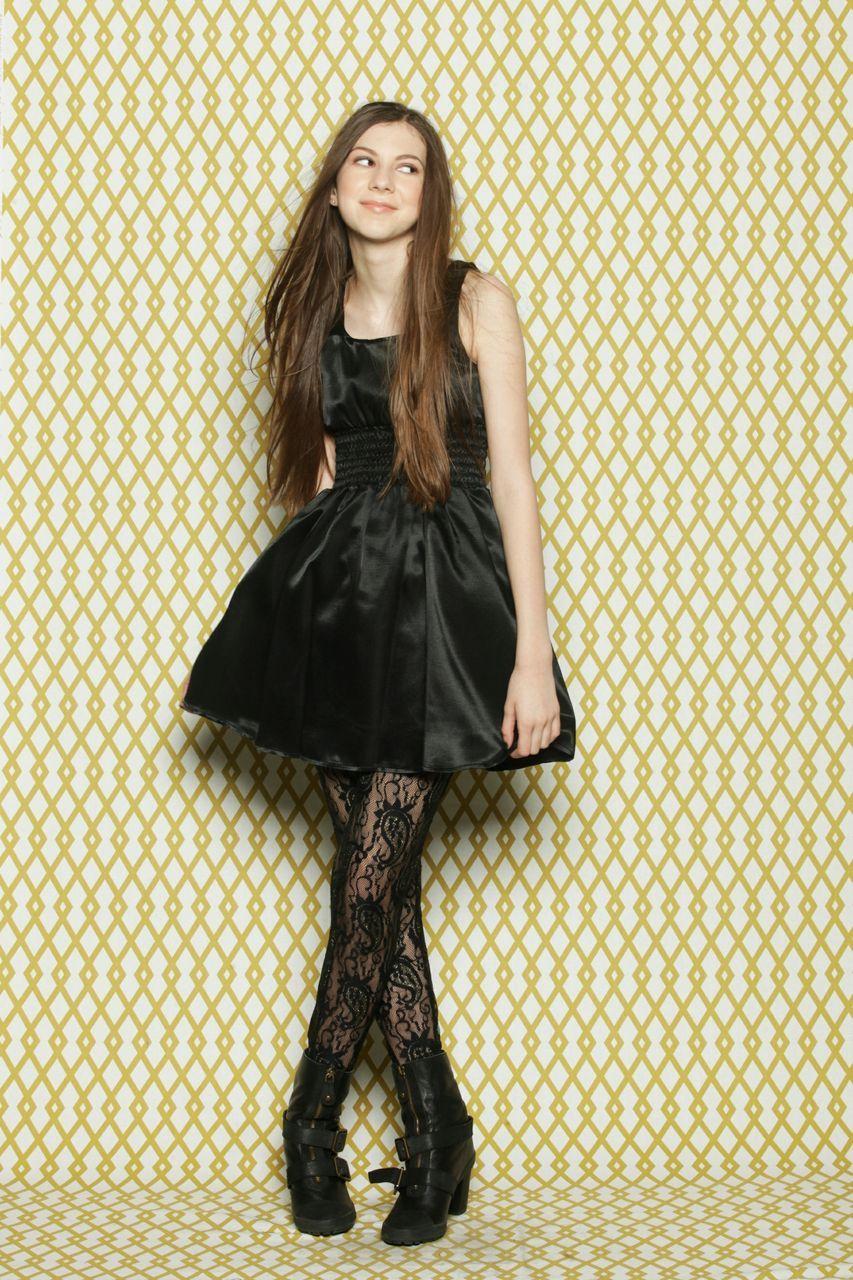 Duvalle Fick-Team Modell-Websites für Teenager-Mädchen