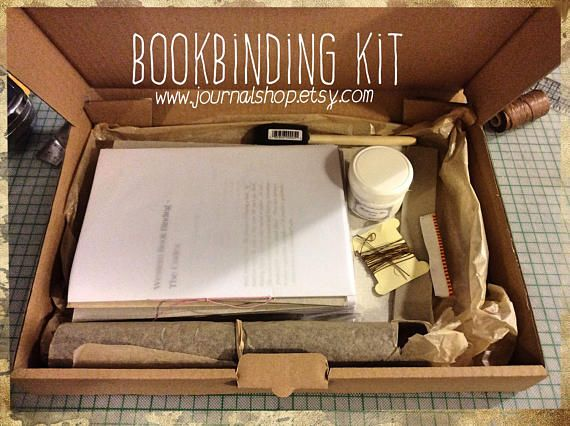 This listing is for a complete bookbinding kit when you buy this when you buy this you will make your own professional book in no time the kit contains full instructions for binding your own book for yourself solutioingenieria Image collections