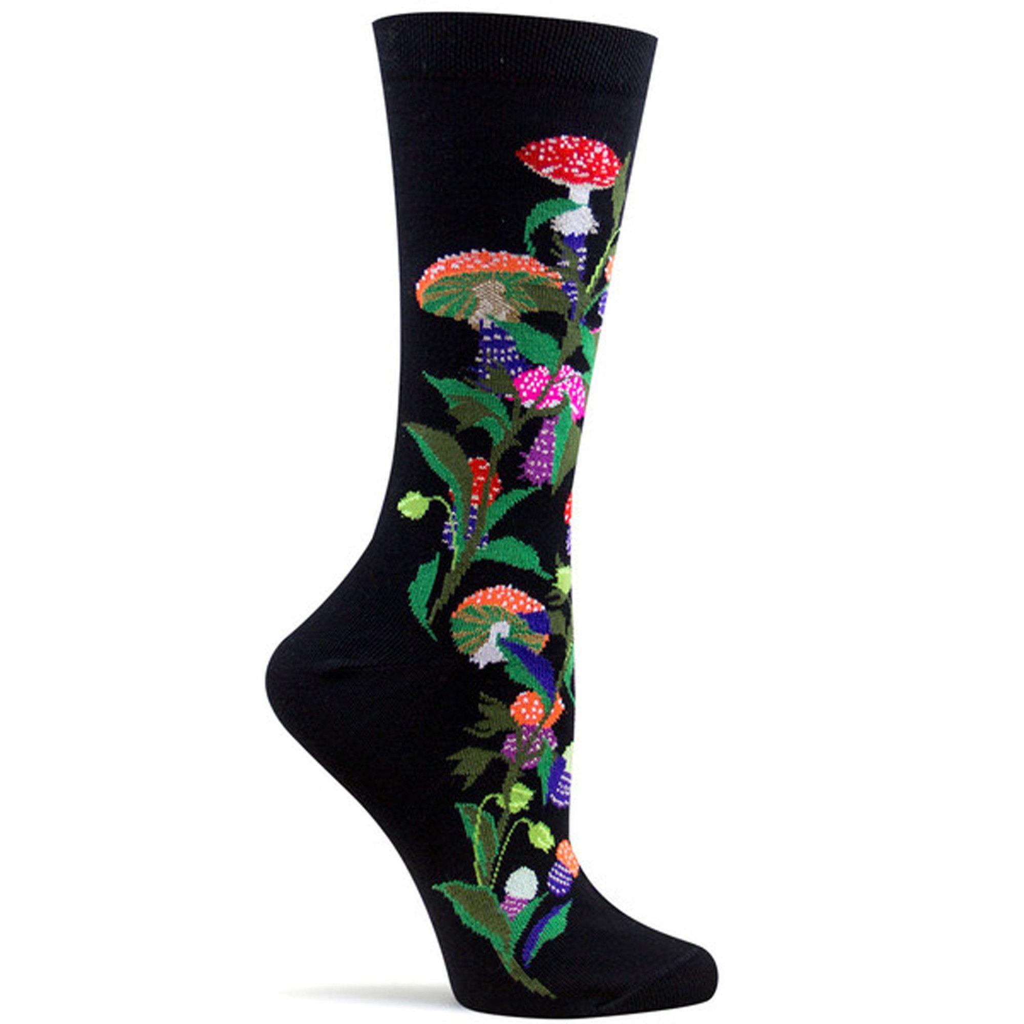 Amanita Muscaria Sock
