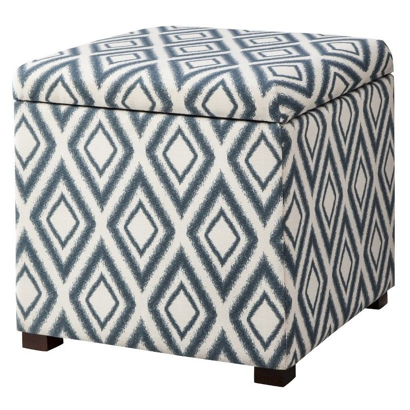 Threshold Rectangular Single Storage Ottoman Target Storage Ottoman Tufted Storage Ottoman Ottoman