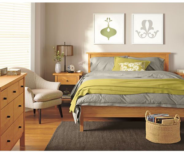 Sherwood Bed Beds Bedroom Room Board Modern Bedroom