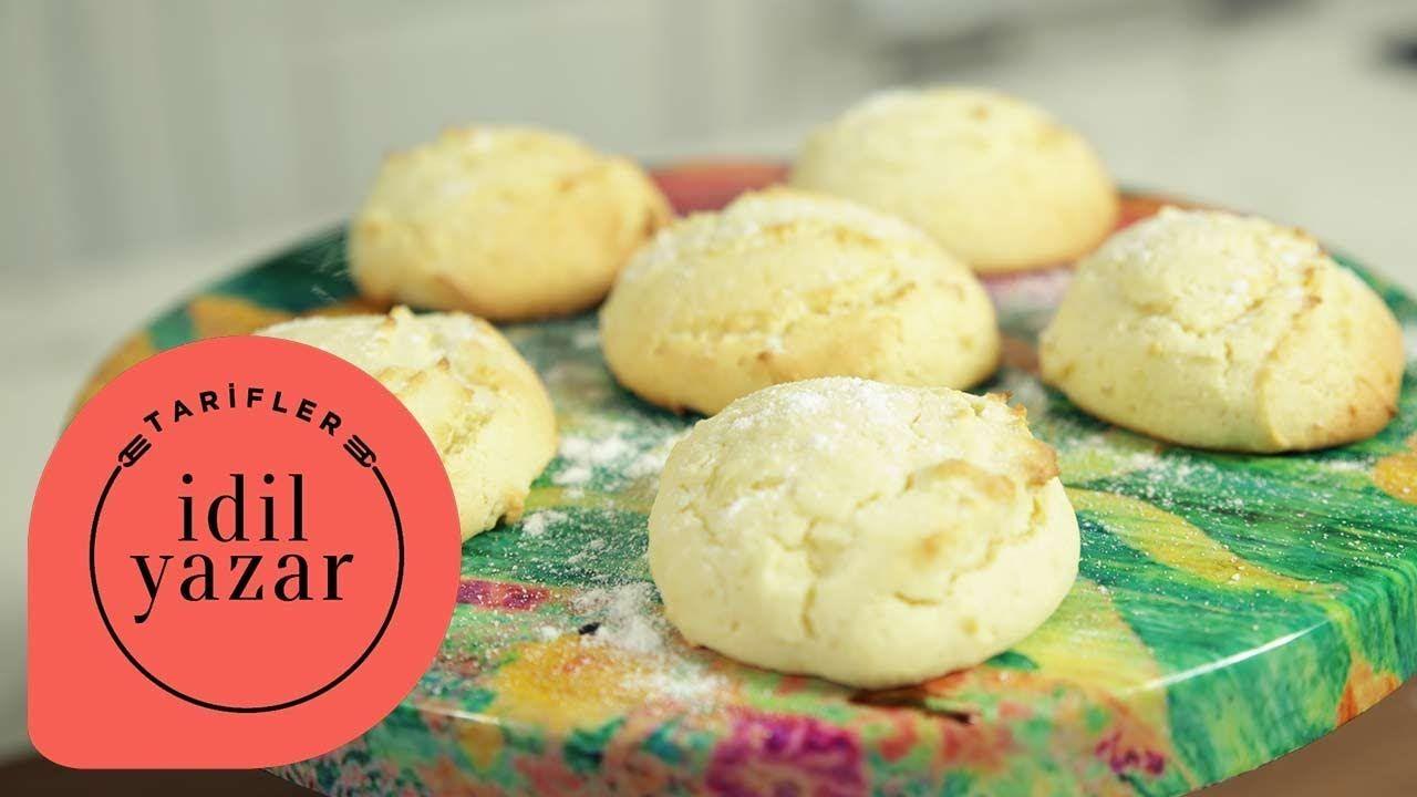 Sütsüz Yumurtasız Margarinsiz Kurabiye Videosu